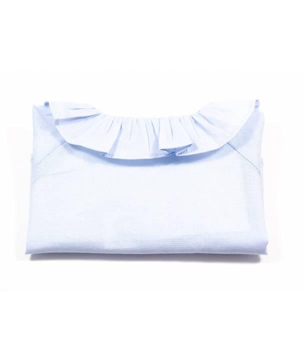 Chemisier Bertille Bleu ciel 30 cm