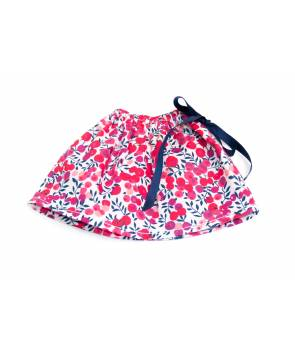 Felicie skirt - Wiltshire Fuchsia - 13 inches